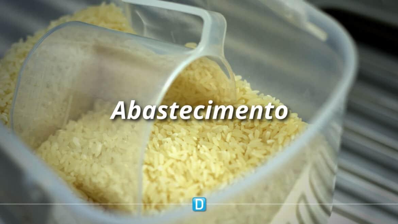 Governo vai trabalhar para manter abastecimento e baixar o preço do arroz, afirma ministra