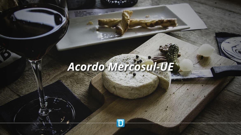 Prorrogado prazo para recursos à lista com nomes de Indicação Geográfica no Acordo Mercosul-UE