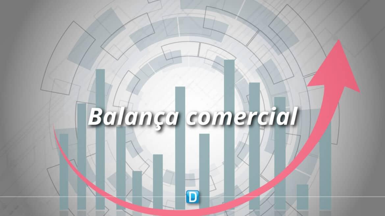 Balança comercial registra superávit de US$ 6,6 bilhões em agosto