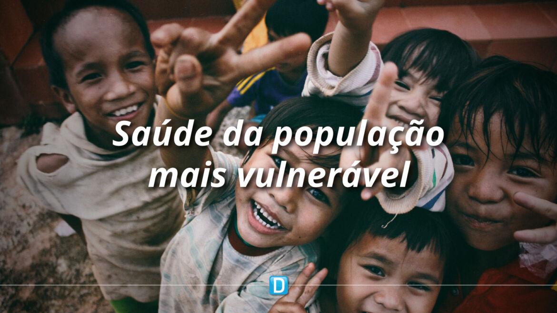 Governo Federal institui incentivo financeiro para atendimento de saúde a populações vulneráveis