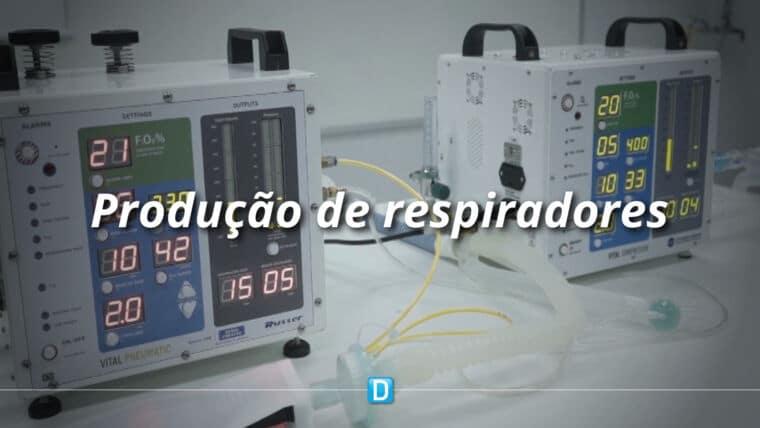 Brasil produzirá respirador projetado pela Nasa