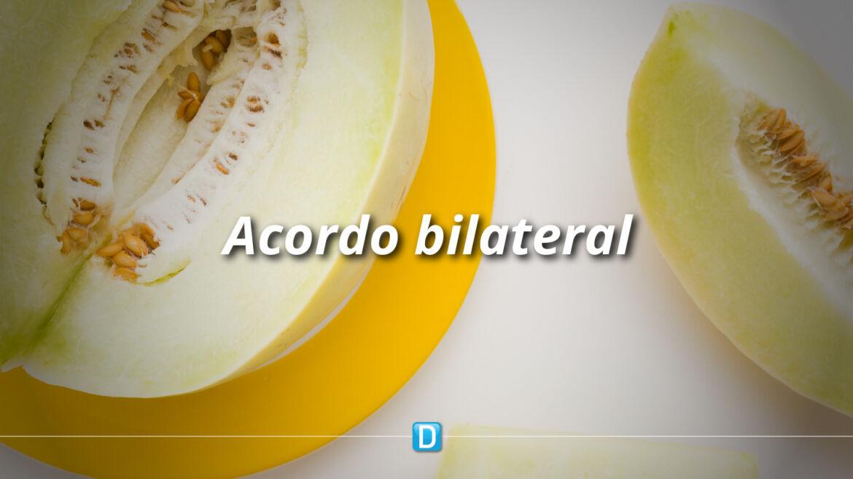 Brasil exporta primeira carga de melão para China após acordo bilateral