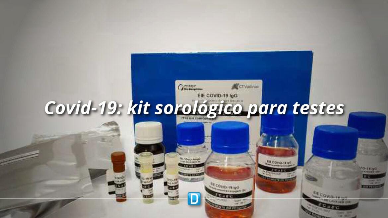 UFMG e Bio-Manguinhos concluem kit sorológico para testes de covid-19