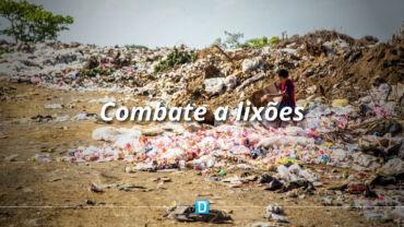 Projetos de saneamento e combate a lixões vão receber R$ 230 milhões