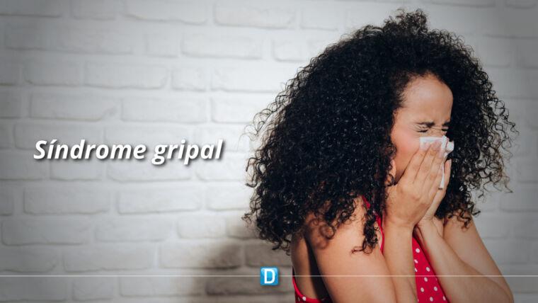 Mais de 13,7 milhões de brasileiros declararam ter algum sintoma de síndrome gripal em julho