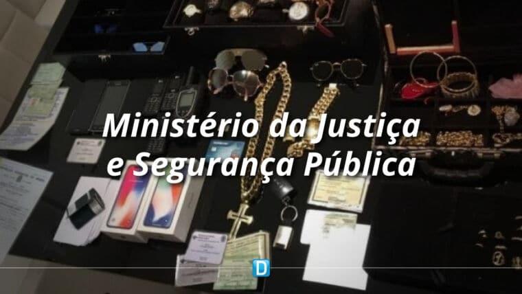 Em conferência das Nações Unidas, ministro André Mendonça reafirma compromisso do Governo brasileiro com o combate ao crime organizado