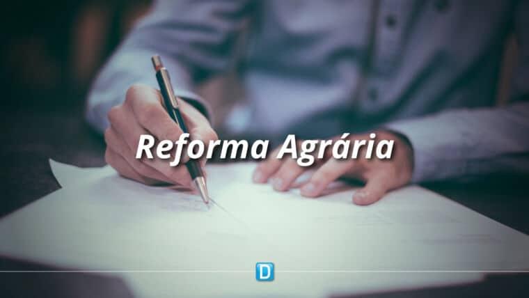 Assinatura de Instrução Normativa sobre crédito habitacional para beneficiários da reforma agrária