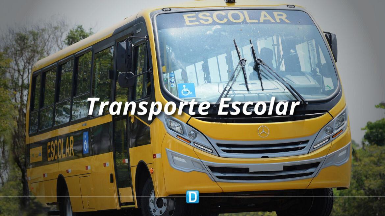 FNDE transfere R$ 72,6 milhões a estados e municípios para manutenção do transporte escolar