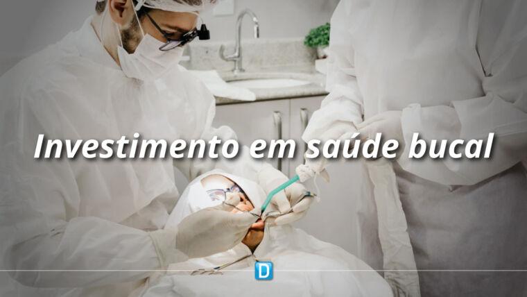 Equipes de saúde bucal da Atenção Primária recebem mais de R$ 5 milhões em investimentos