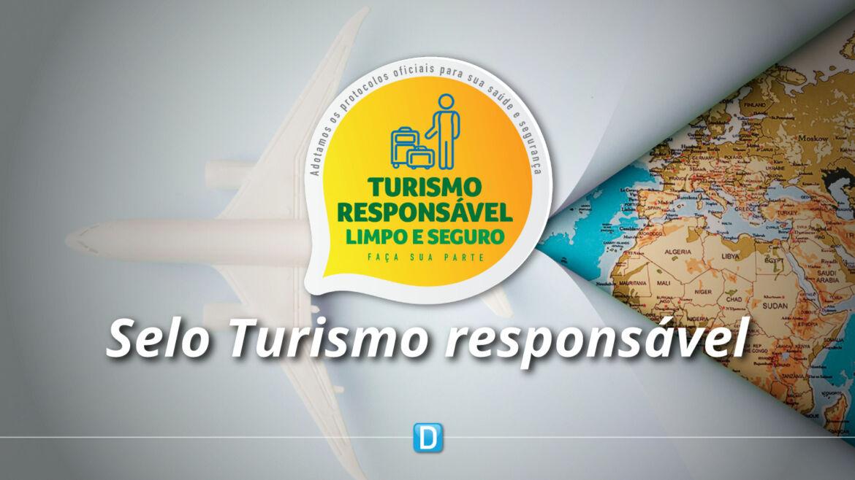 Turismo Responsável: 23 mil selos já foram emitidos