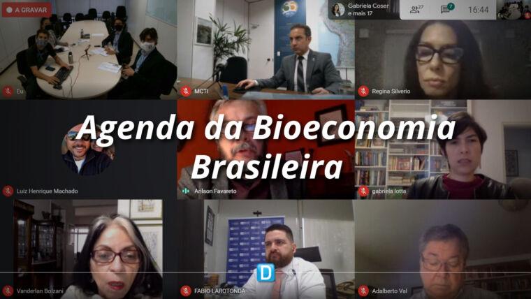 Reunião interministerial discute agenda da bioeconomia brasileira