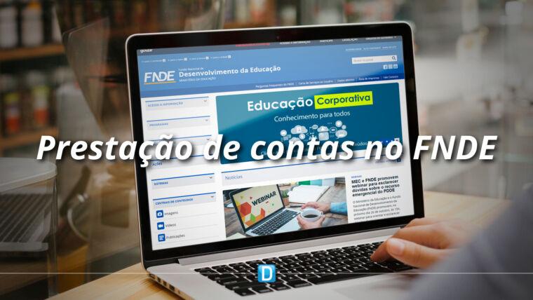 FNDE prorroga prazos para a prestação de contas de programas educacionais até o fim do estado de calamidade pública