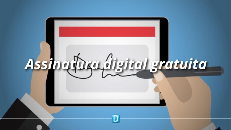 Assinatura digital gratuita para cidadãos é sancionada pelo Governo Federal