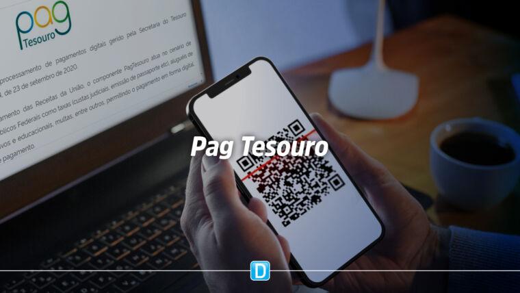 PagTesouro disponibiliza o Pix como uma das formas de pagamento por serviços públicos a partir do dia 16 de novembro