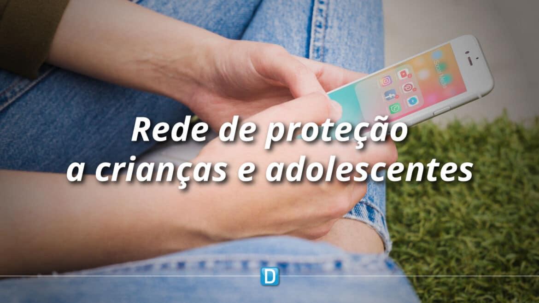 Disque 100 amplia rede de proteção a crianças e adolescentes por meio de aplicativos e redes sociais na internet