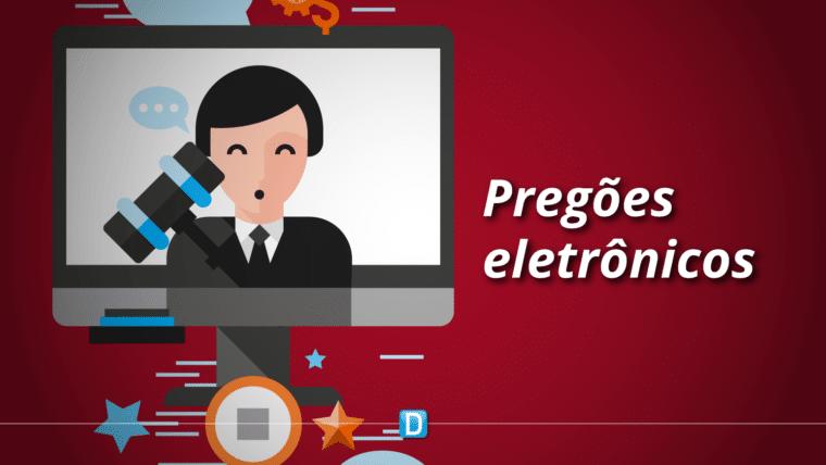 Estados e municípios realizaram mais de 40 mil pregões eletrônicos em um ano