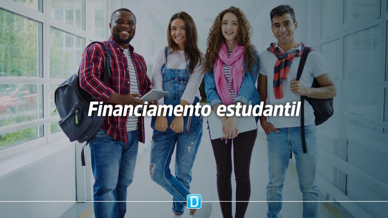 Já está disponível o Edital do Financiamento Estudantil para o 1º semestre de 2021