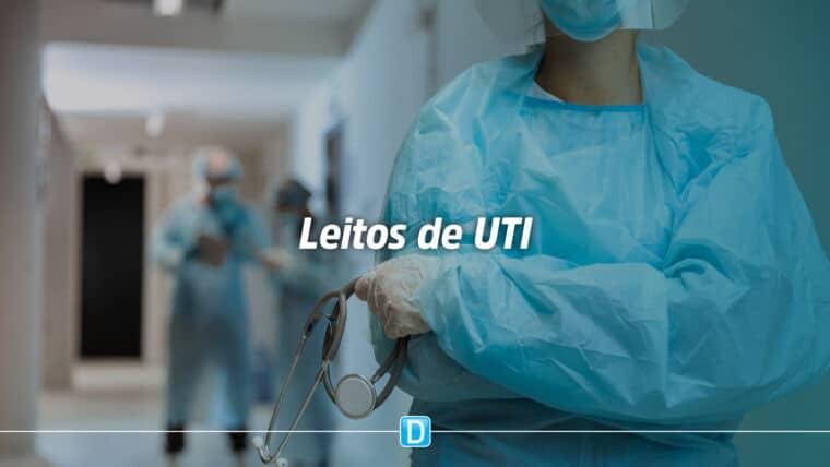 Ministério da Saúde prorroga 275 leitos de UTI no Paraná