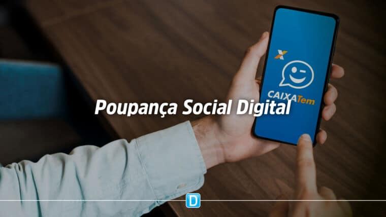 Beneficiários do Bolsa Família passam a receber o benefício em conta Poupança Social Digital a partir deste mês