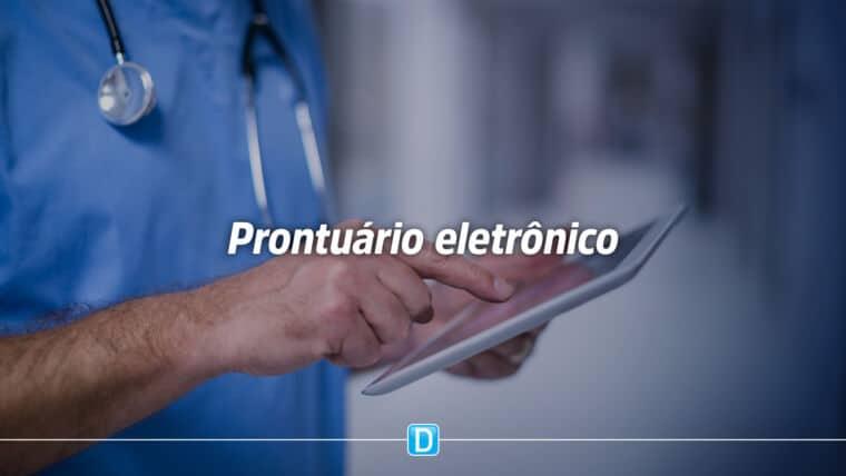 Paraná pode receber mais de R$ 4 milhões para implantação do Prontuário Eletrônico