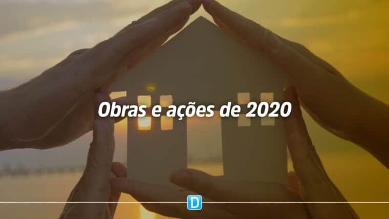 MDR conclui 6,2 mil obras em 2020 e entrega 410 mil moradias em todo o País