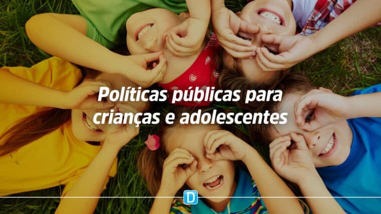 Mais de R$ 75 milhões são aplicados nas políticas públicas para crianças e adolescentes em 2020