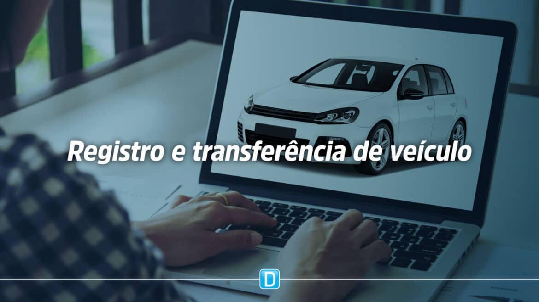 Documentos digitais facilitarão o registro e a transferência de veículos