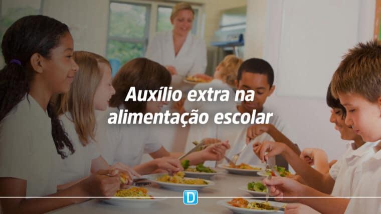 Recursos extras do FNDE garantem alimentação escolar em meio à pandemia