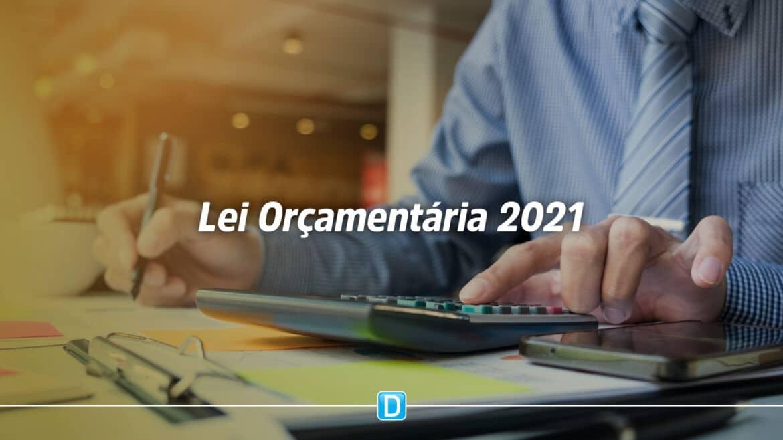 Sistema para elaboração de emendas 2021 é liberado
