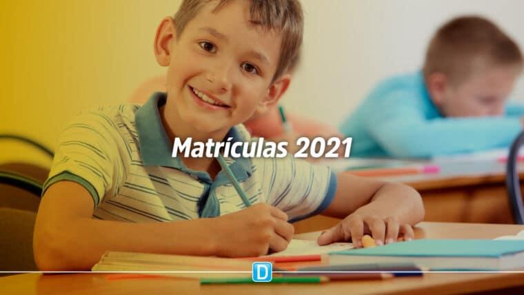 Escolas públicas têm até 1° de março para informar quantitativo de alunos matriculados em 2021 nos ensinos fundamental e médio