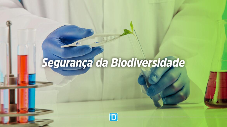 Parceria garante implantação da Política e Plataforma de Recursos Genéticos para Alimentação e Agricultura