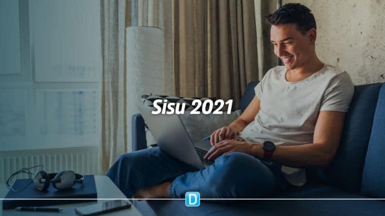 Edital de adesão ao 1º processo seletivo de 2021 do Sisu foi publicado