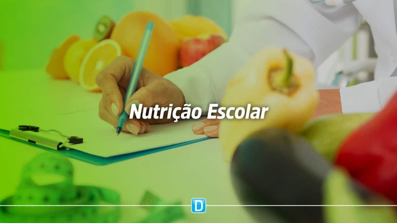Inscrições abertas para encontro técnico de nutricionistas da rede municipal de educação