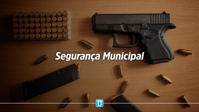 Supremo autoriza porte de arma para guardas municipais do país