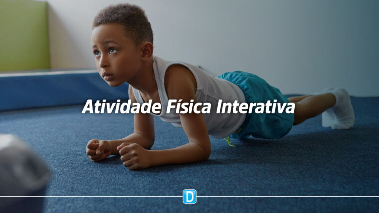 MEC lança conteúdo interativo voltado para atividade física de alunos