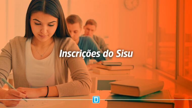 Sisu: Inscrições têm início hoje (06)