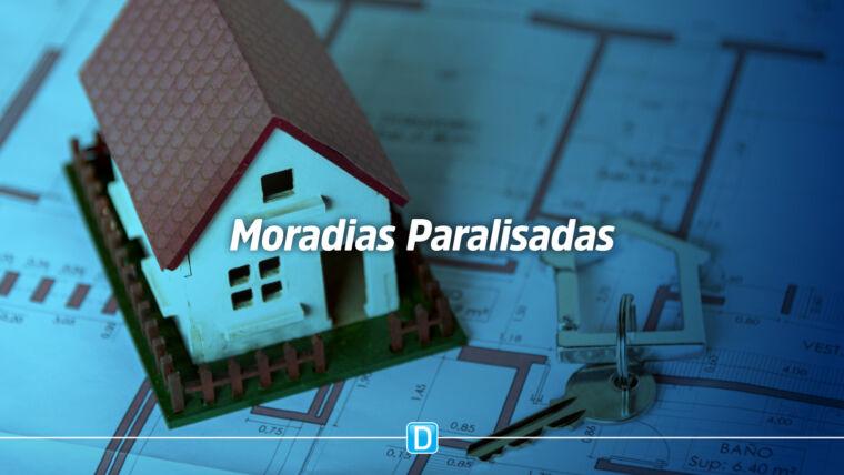 Municípios com menos de 50 mil habitantes poderão retomar moradias paralisadas