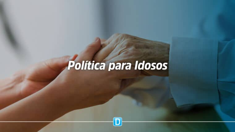 Políticas para idosos terá apoio de Pacto Nacional
