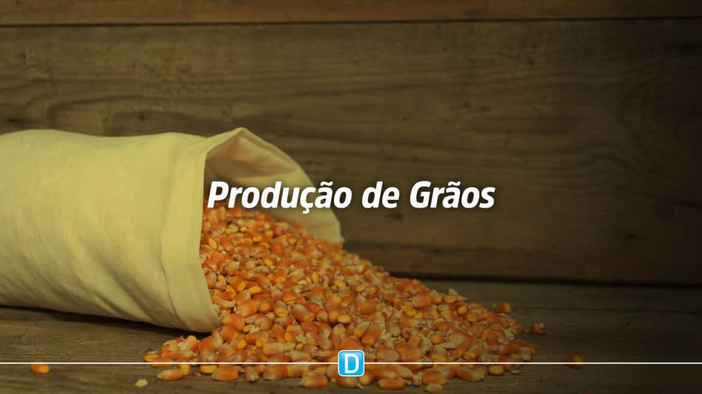 Conab prevê safra recorde de grãos