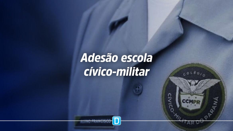 Estados podem aderir ao Programa das Escolas Cívico-Militares ainda em 2021