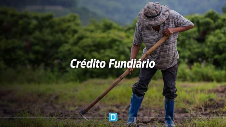 Programa Terra Brasil: Agricultores poderão procurar a prefeitura municipal para solicitar crédito fundiário