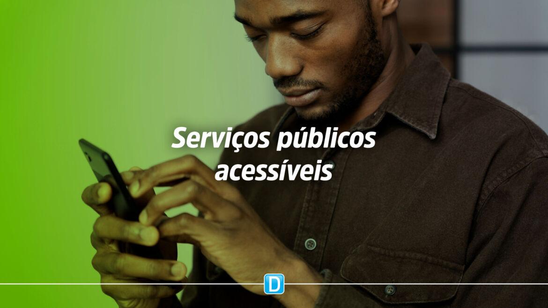 Comissão aprova direito de pessoa com deficiência ter informações sobre serviços públicos em formato acessível