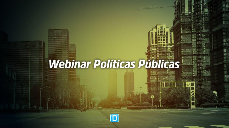 Webinar discute boas práticas municipais e implementação dos ODS