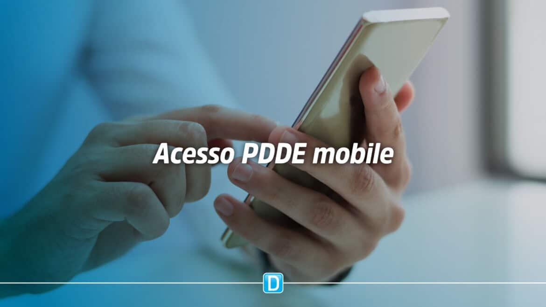 Aplicativo Clique Escola disponibiliza dados do PDDE
