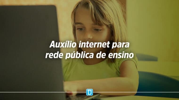 Congresso derruba veto e recompõe verba de R$ 3,5 bi para internet na rede pública de ensino