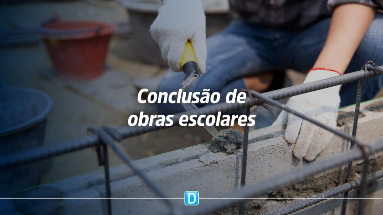 Obras escolares inacabadas devem ser concluídas pelo FNDE