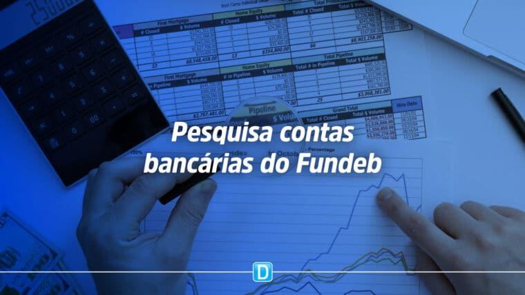 CNM convida gestores para participação em pesquisa sobre as contas bancárias do Fundeb