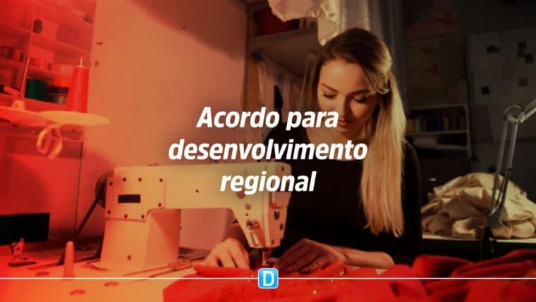 Desenvolvimento regional: MDR e Sebrae assinam acordo de cooperação técnica