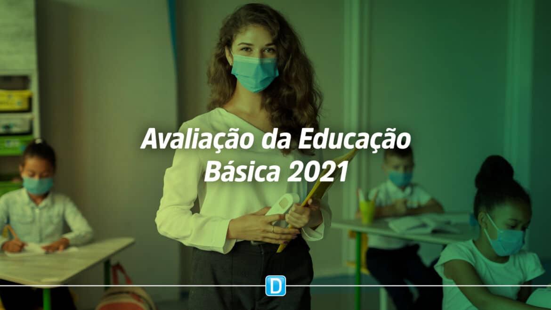 Portaria sobre a aplicação do Sistema de Avaliação da Educação Básica 2021