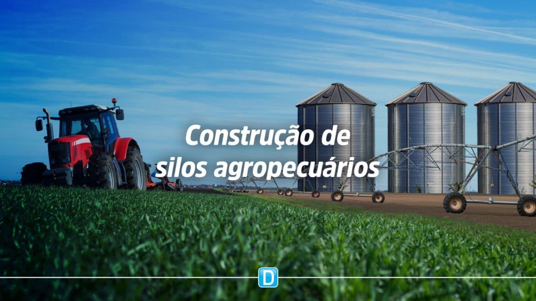 Projeto cria regime tributário para estimular construção de silos agropecuários